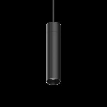 Светодиодный светильник для магнитной системы Ideal Lux ARCA PENDANT 14W 36° 3000K 222981, LED 14W 3000K (теплый), черный, металл