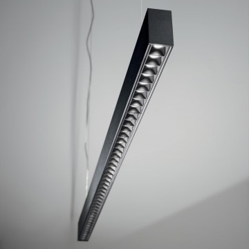 Светильник для модульной системы Ideal Lux DRAFT ON/OFF 3000K BLACK 223773 3000K (теплый), черный, металл