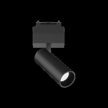 Светодиодный светильник для магнитной системы Ideal Lux ARCA TRACK 14W 36° 3000K 222967, LED 14W 3000K (теплый), черный, металл