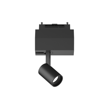 Светодиодный светильник для магнитной системы Ideal Lux ARCA TRACK 5W 40° 3000K 222974, LED 5W 3000K (теплый), черный, металл