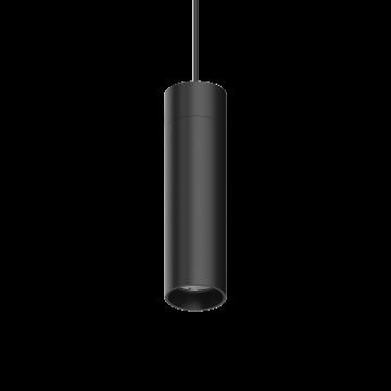 Светодиодный светильник для магнитной системы Ideal Lux ARCA PENDANT 20W 30° 3000K 222998, LED 20W 3000K (теплый), черный, металл