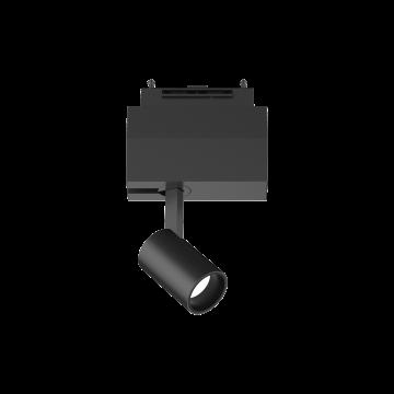 Светодиодный светильник для магнитной системы Ideal Lux ARCA TRACK 5W 40° 4000K 223056, LED 5W 4000K (дневной), черный, металл