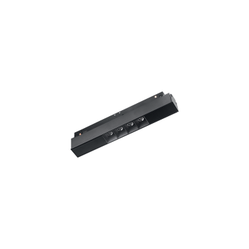 Светодиодный светильник для магнитной системы Ideal Lux OXY ACCENT 204mm 2700K 224084, LED 8W 2700K (теплый), черный, металл
