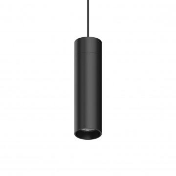 Светодиодный светильник Ideal Lux ARCA PENDANT 21W 30° 3000K 222998 (ARCA PENDANT 20W 30° 3000K), LED 20W 3000K 2400lm, черный, металл
