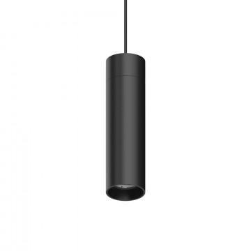 Светодиодный светильник Ideal Lux ARCA PENDANT 21W 30° 4000K 223070 (ARCA PENDANT 20W 30° 4000K), LED 20W 4000K 2500lm, черный, металл