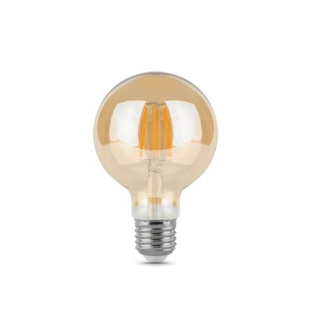 Светодиодная лампа Gauss 105802006-D E27 6W, 2400K (теплый)