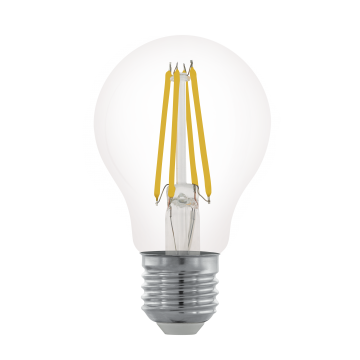 Филаментная светодиодная лампа Eglo 11701 E27 6W, диммируемая