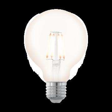 Филаментная светодиодная лампа Eglo 11706 E27 4W, диммируемая