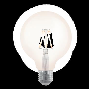 Филаментная светодиодная лампа Eglo 11707 E27 4W, диммируемая