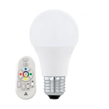 Светодиодная лампа Eglo Connect 11585, пошаговое диммирование