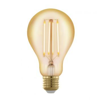 Филаментная светодиодная лампа Eglo 11691, пошаговое диммирование