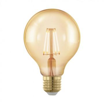 Филаментная светодиодная лампа Eglo 11692, пошаговое диммирование