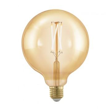 Филаментная светодиодная лампа Eglo 11694, пошаговое диммирование