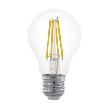 Филаментная светодиодная лампа Eglo 11701, пошаговое диммирование