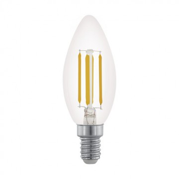 Филаментная светодиодная лампа Eglo 11704, пошаговое диммирование