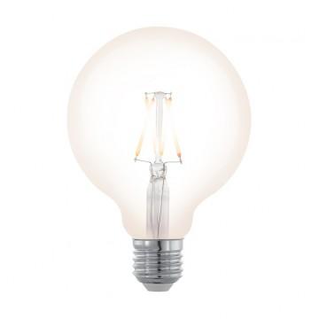 Филаментная светодиодная лампа Eglo 11707, пошаговое диммирование