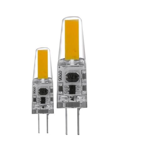 Светодиодная лампа Eglo 11552 капсульная G4 1,8W, 2700K (теплый) CRI>80, диммируемая, гарантия 5 лет