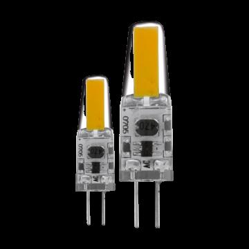 Светодиодная лампа Eglo 11552 капсульная G4 1,8W, 2700K (теплый), диммируемая, гарантия 5 лет