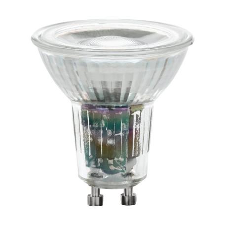 Светодиодная лампа Eglo 11575 MR16 GU10 5,2W, 3000K (теплый) CRI>80, гарантия 5 лет