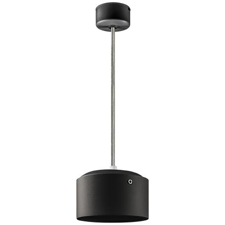 Основание подвесного светильника Lightstar Zolla 590067, черный, металл