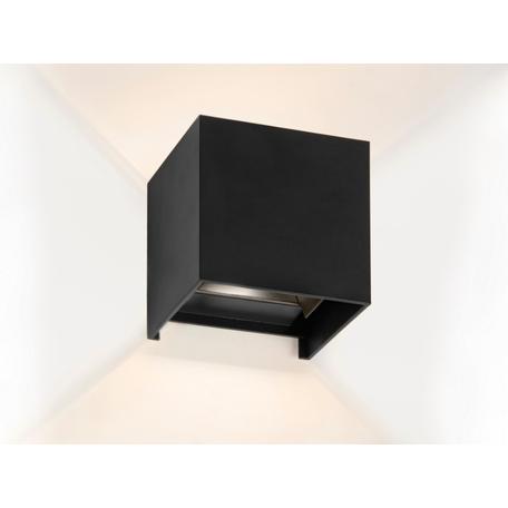 Настенный светильник Lumina Deco LDW 6049-100 BK
