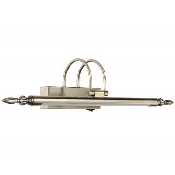 Настенный светодиодный светильник для подсветки картин и зеркал Kink Light Проекция 6448-1,20