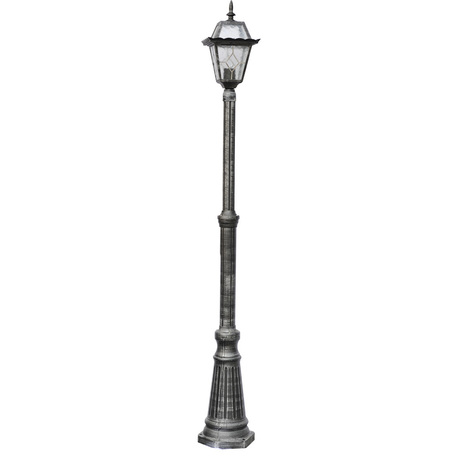 Arte Lamp Paris A1357PA-1BS, IP44, 1xE27x75W, прозрачный