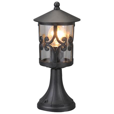 Arte Lamp Persia A1454FN-1BK, IP21, 1xE27x75W, прозрачный