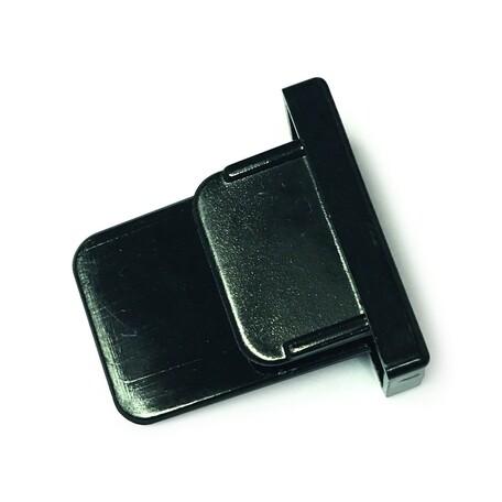Концевая заглушка для шинопровода Arte Lamp Instyle A210006, черный, пластик