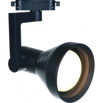 Светильник для шинной системы Arte Lamp Instyle Nido A5109PL-1BK, 1xE27x60W, черный, металл - миниатюра 1