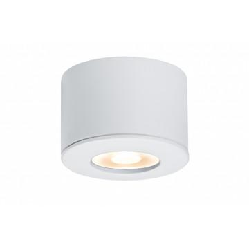 Мебельный светодиодный светильник для встраиваемого или накладного монтажа Paulmann Micro Line Bisty 92582, LED 1,2W, белый, металл