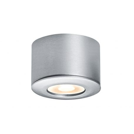 Мебельный светодиодный светильник Paulmann Micro Line Bisty 92583, LED 1,2W, алюминий, металл