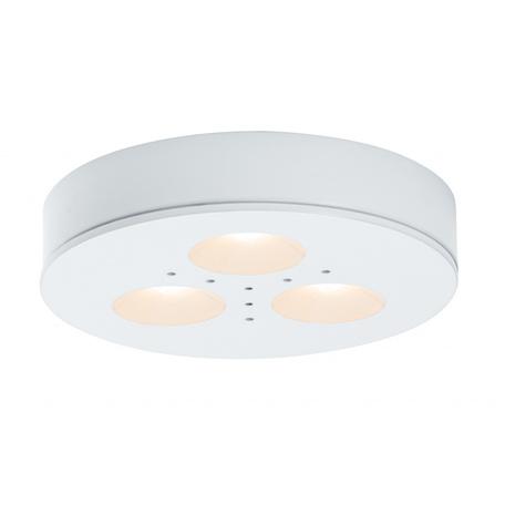 Мебельный светодиодный светильник Paulmann Micro Line LED Plane 92586, LED 3W, белый, металл