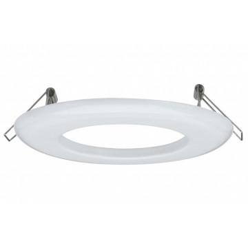 Переходник для уменьшения диаметра монтажного отверстия Paulmann Adapter 92505, белый, металл