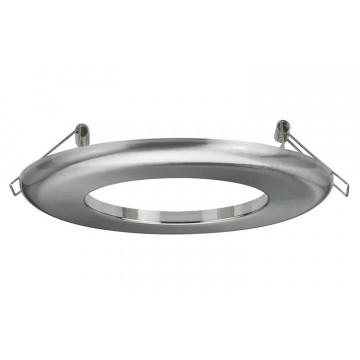 Переходник для уменьшения диаметра монтажного отверстия Paulmann Adapter 92506, матовый хром, металл