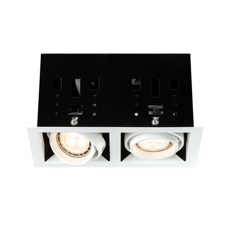 Встраиваемый светильник Paulmann Premium Line Cardano LED 230V GU10 92668, 2xGU10x4W, металл