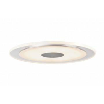 Светодиодная панель Paulmann Premium Whirl LED 92535, IP23, LED 6W, алюминий, металл с пластиком