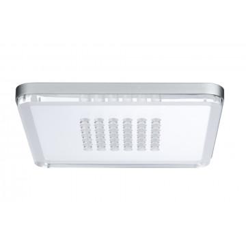 Встраиваемый светодиодный светильник Paulmann Premium EBL Panel Shower LED 92791, LED 10W, матовый хром, металл с пластиком - миниатюра 2