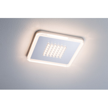 Встраиваемый светодиодный светильник Paulmann Premium EBL Panel Shower LED 92791, LED 10W, матовый хром, металл с пластиком - миниатюра 4