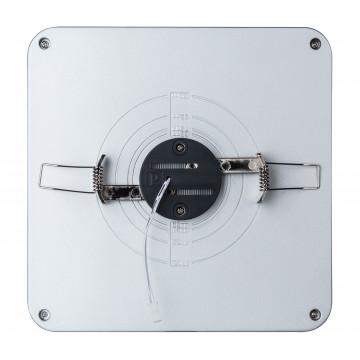 Встраиваемый светодиодный светильник Paulmann Premium EBL Panel Shower LED 92791, LED 10W, матовый хром, металл с пластиком - миниатюра 5