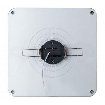 Встраиваемый светодиодный светильник Paulmann Premium EBL Panel Shower LED 92791, LED 10W, матовый хром, металл с пластиком - миниатюра 6