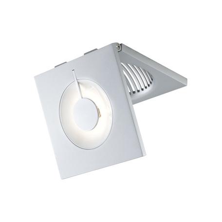 Встраиваемый светодиодный светильник с регулировкой направления света Paulmann Premium Line Score LED 92513, LED 10W, металл
