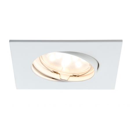 Встраиваемый светодиодный светильник Paulmann Premium Line LED 230V Coin 51mm 92771, IP23, LED 6,8W, металл