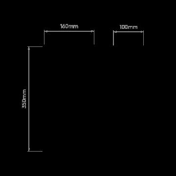 Схема с размерами Astro 1183004