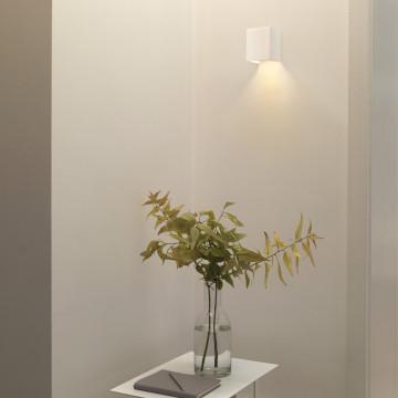 Настенный светодиодный светильник Astro Parma 1187004 (7019), LED 3,98W 3000K 104.3lm CRI80, белый, под покраску, гипс - миниатюра 5