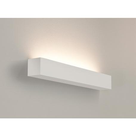 Настенный светильник Astro Parma 1187007, 1xG5T5x24W, белый, гипс
