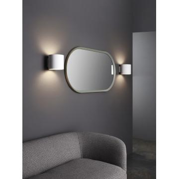 Настенный светильник Astro Brenta 1195003 (7261), 1xE27x60W, белый, под покраску, металл, гипс - миниатюра 3