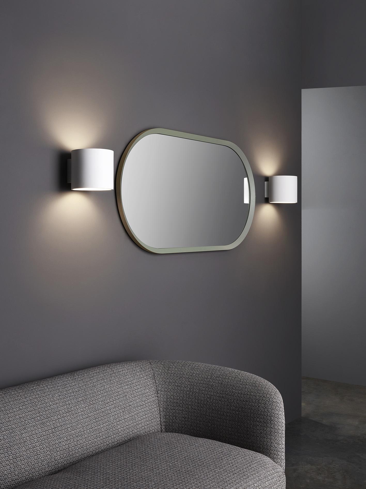 Настенный светильник Astro Brenta 1195003 (7261), 1xE27x60W, белый, под покраску, металл, гипс - фото 3
