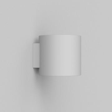 Настенный светильник Astro Brenta 1195003 (7261), 1xE27x60W, белый, под покраску, металл, гипс - миниатюра 6