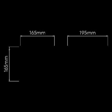 Схема с размерами Astro 1196003